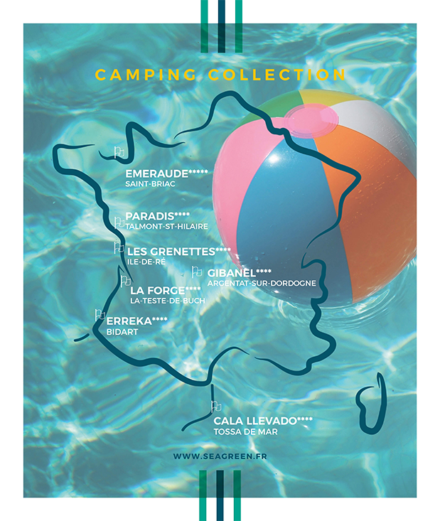 Campings Seagreen