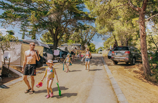 camping cala llevado family outings
