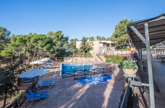 Camping Costa Brava waterpark