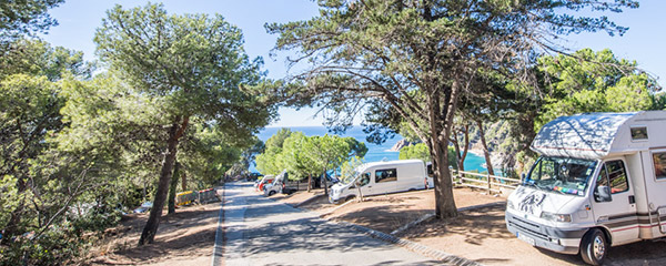 campsite open all year Tossa de Mar-1