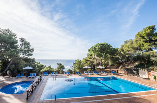 waterpark camping Tossa de Mar