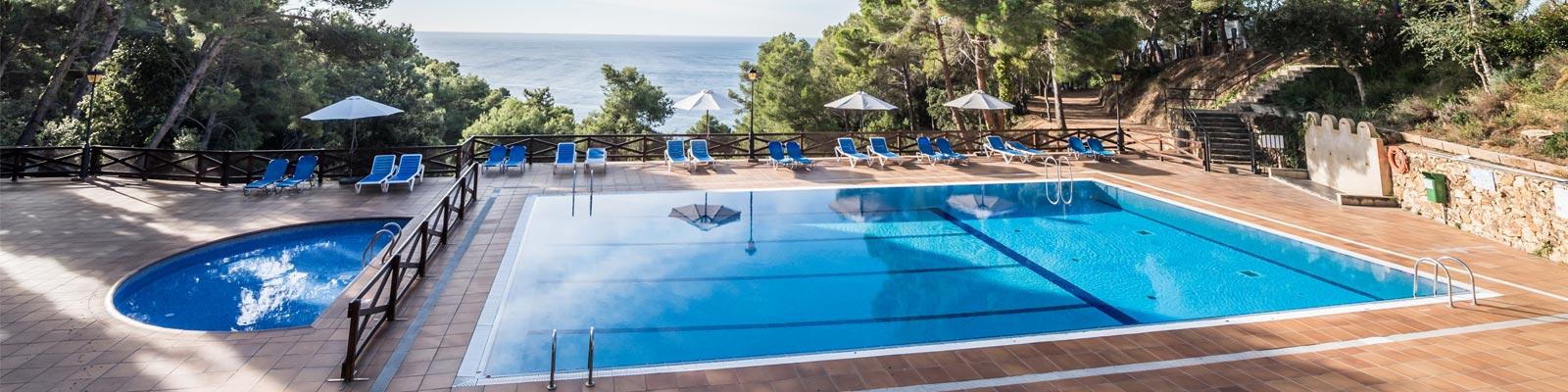 Camping con piscina espa a camping costa brava con piscina - Camping en oliva con piscina ...