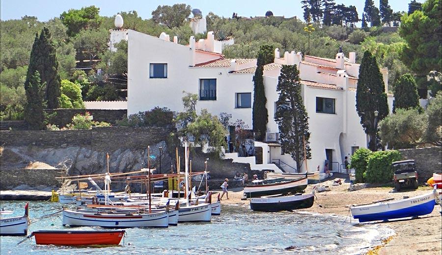 Maison musée Salvador Dali : Visite du musée à Portlligat