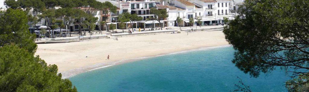 plages de la Costa Brava en Espagne
