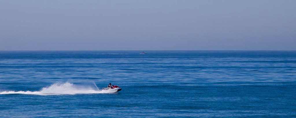 location d'un jet ski à lloret de mar